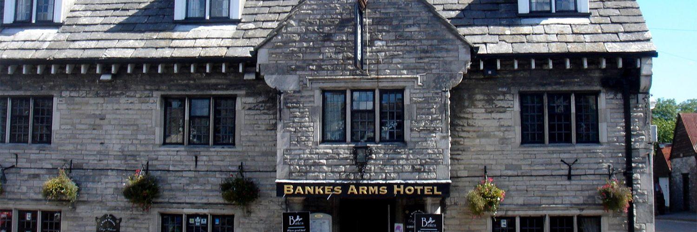 The Bankes Arms, Corfe Castle