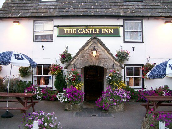 The Castle Inn, Corfe Castle