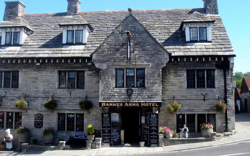 The Bankes Arms, Corfe Castle