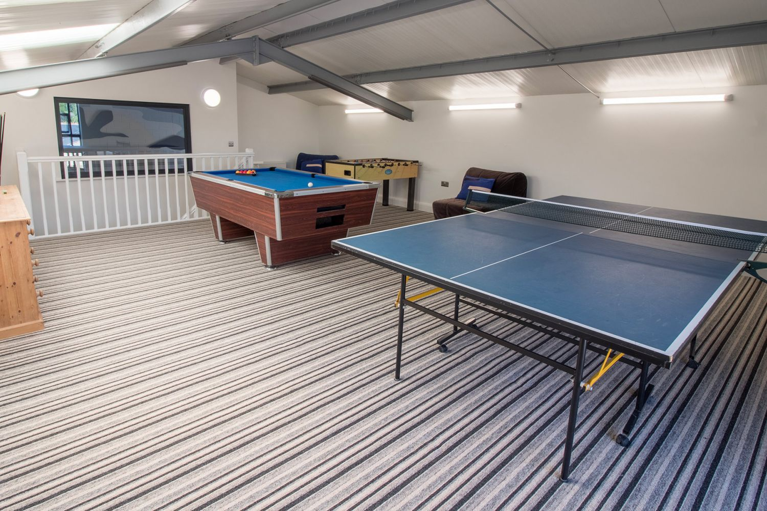 new games room