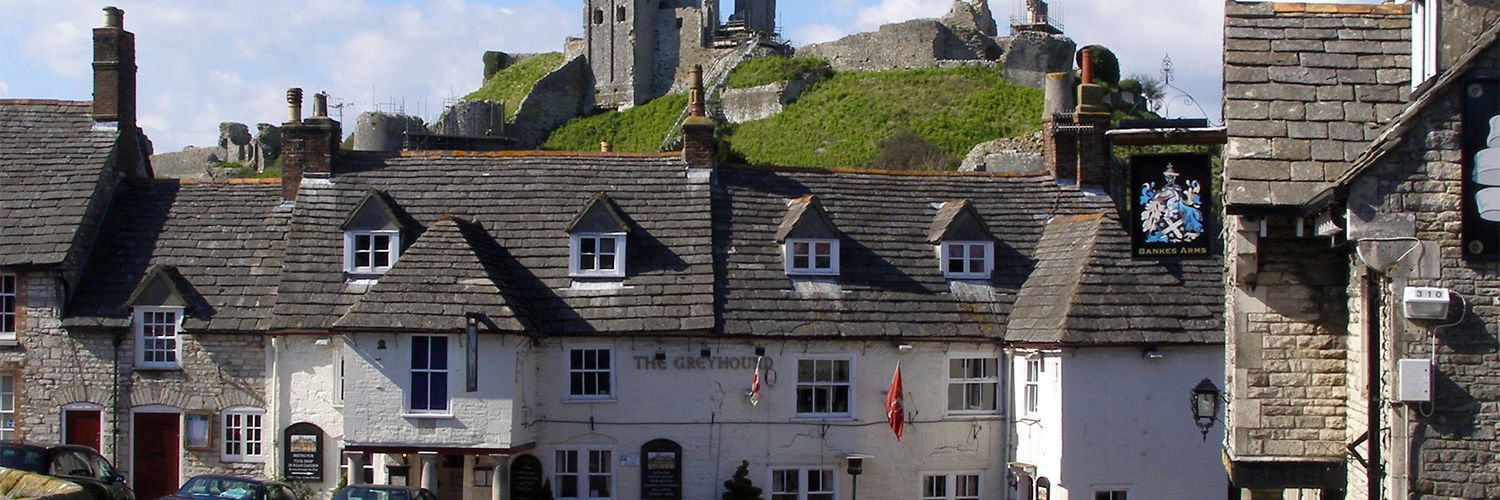 The Greyhound Inn, Corfe Castle